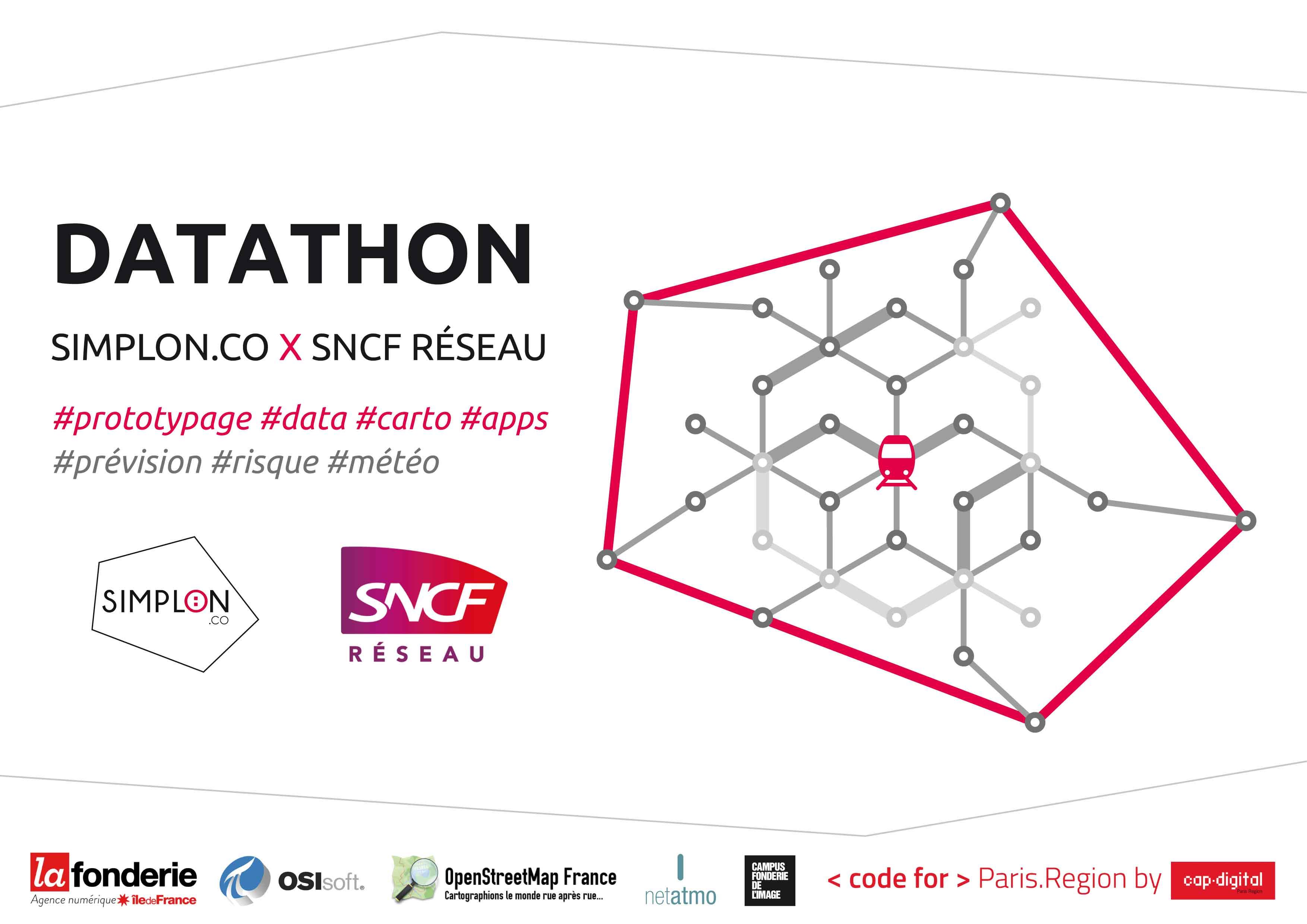 datathon simplon sncf réseau