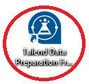 launch button Talend Data Prep