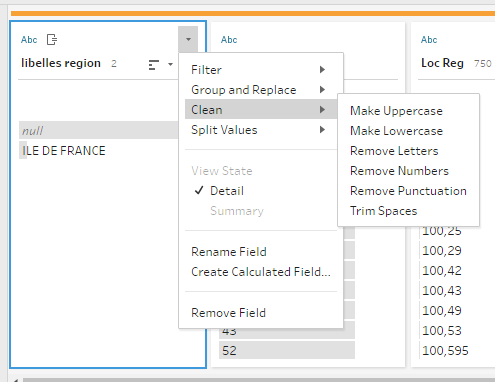 tableau prep data preparation maestro project