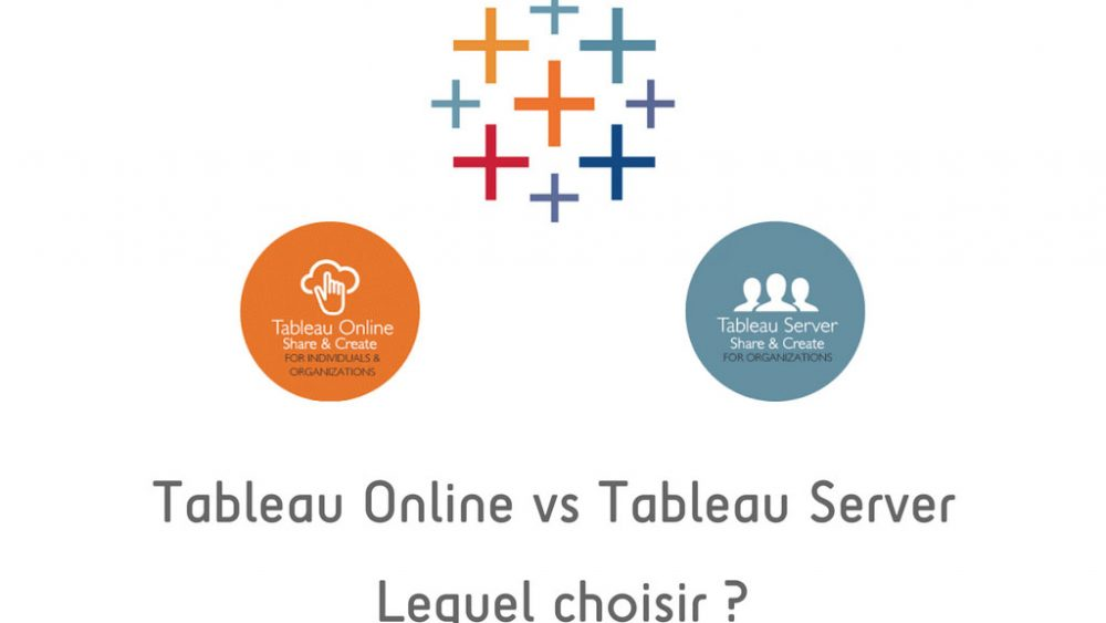 tableau online vs tableau server