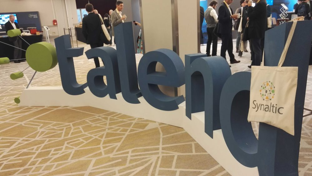 Talend Connect 2018 use case Euronext data lake migration cloud