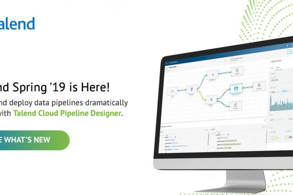 talend spring 19 pipeline designer