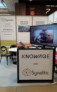 SYNALTIC ET KNOWAGE